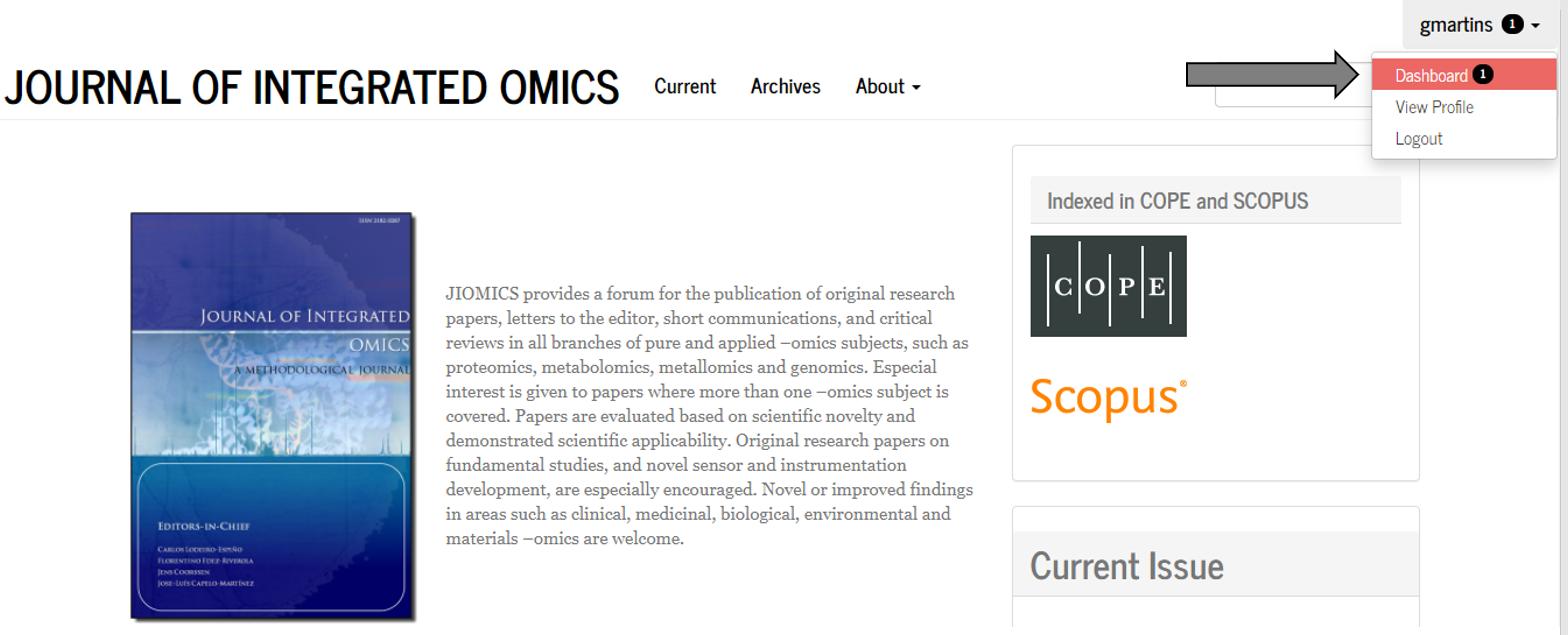 JIOMICS Homepage